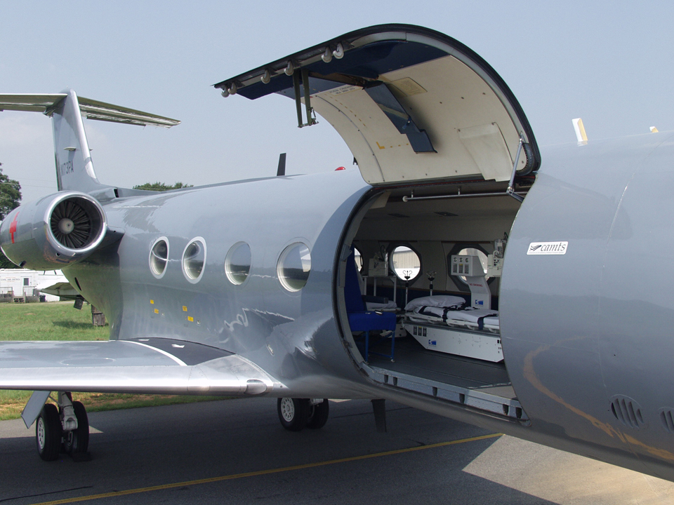 Very Few Aircraft Equipped To Evacuate Ebola Patients Cidrap
